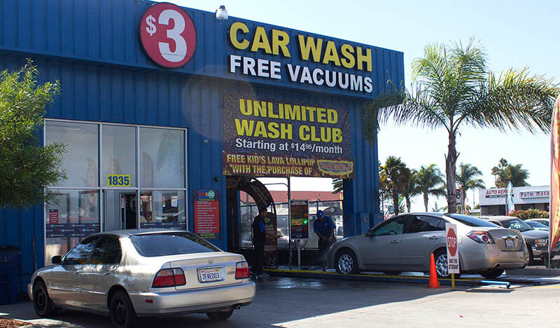 At Wash'N Go Express Car Wash We deliver high quality wash services for your vehicle, quickly, and in a pleasant and comfortable atmosphere.