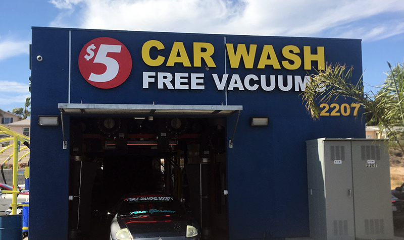 National City Car Wash 2207 E Plaza Blvd National City, CA 91950 HOURS: 7AM - 9PM Everyday